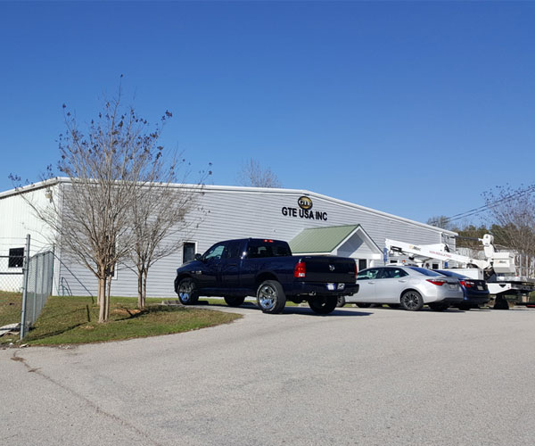 GTE USA INC(미국 조지아 법인)